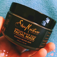 SheaMoisture African Black Soap Problem Skin Facial Mask uploaded by Anna P.