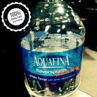 Aquafina FlavorSplash Grape Water Beverage uploaded by Mariana F.
