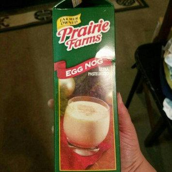 Photo of Prairie Farms Dairy Prairie Farms Egg Nog, 1 qt uploaded by Philip D.