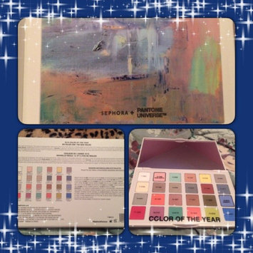 Photo of SEPHORA+PANTONE UNIVERSE Modern Watercolors Eyes Palette 24 x 0.03 oz uploaded by Bridget F.