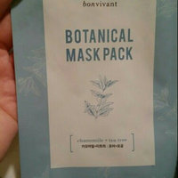 Bon Vivant Aloe Botanical Mask Pack uploaded by Stephanie C.