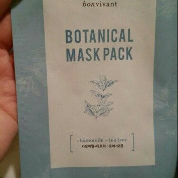 Photo of Bon Vivant Aloe Botanical Mask Pack uploaded by Stephanie C.