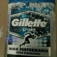 Gillette Invisible Solid Training Day Antiperspirant Deodorant uploaded by Jeffery H.