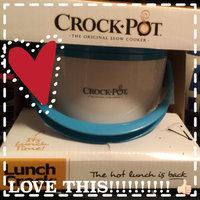Crock Pot Crock-Pot SCCPLC200-BL 20-Ounce Lunch Crock Food Warmer, Blue [Blue] uploaded by Tara S.