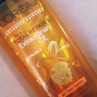 L'Oréal Paris Advanced Haircare Total Repair 5 Extraordinary Oil, All Types uploaded by Sydney C.