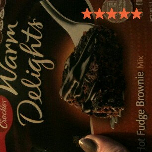 Photo of Betty Crocker Warm Delights Hot Fudge Brownie Mix uploaded by Megan F.