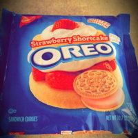 Nabisco Oreo Sandwich Cookies Strawberry Shortcake uploaded by Heather B.