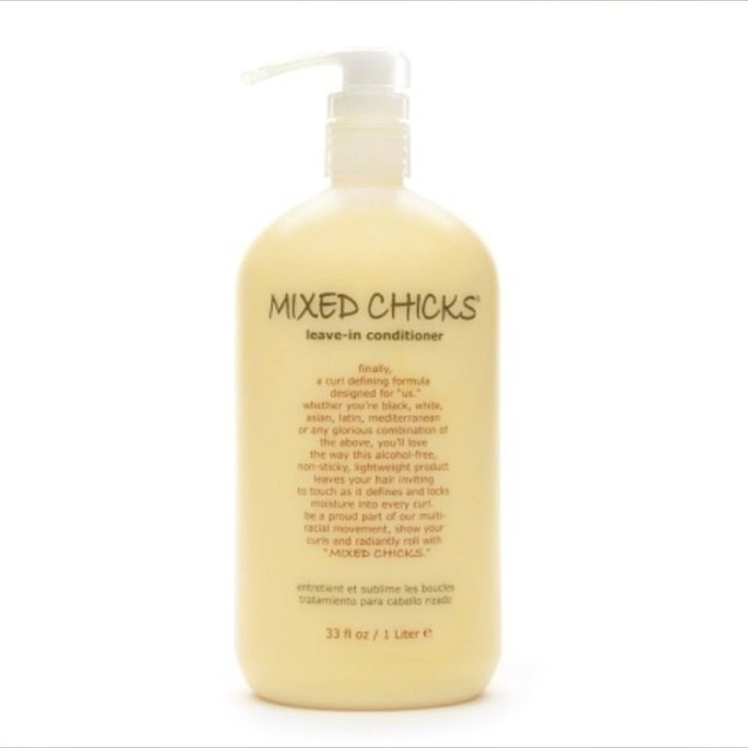 Mixed Chicks  Leave In Hair Conditioner uploaded by Cynthia N.