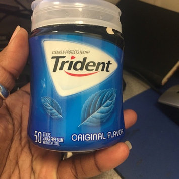 Trident Gum uploaded by Sharona Q.