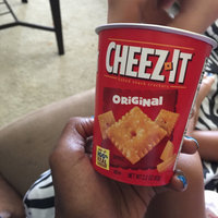 Cheez-It® Cheddar Baked Snack Crackers Mini Cup uploaded by Destinee H.
