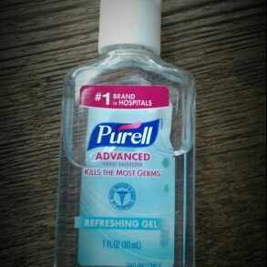 Photo of Purell Instant Hand Sanitizer - 2 oz uploaded by Jessica W.