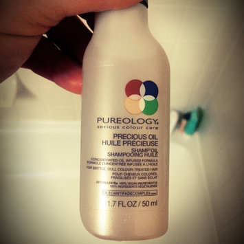 Photo of PureOlogy Pureology Super Smooth Shampoo uploaded by Marla V.