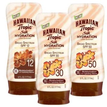 Hawaiian Tropic Sheer Touch SPF UVB 50 Creme Lotion uploaded by Juanita N.