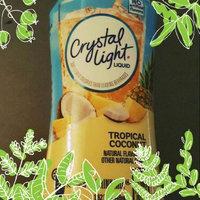 Crystal Light Liquid Tropical Coconut 1.62OZ uploaded by Kelly F.