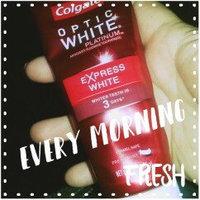 Colgate Optic White Express White Toothpaste uploaded by Kristin R.