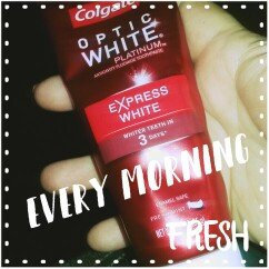 Photo of Colgate Optic White Express White Toothpaste uploaded by Kristin R.