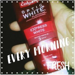 Colgate Optic White Express White Toothpaste uploaded by Kristin R.