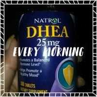 Natrol 645317 DHEA, 25 mg - 300 Tablets uploaded by Ahilebsis C.