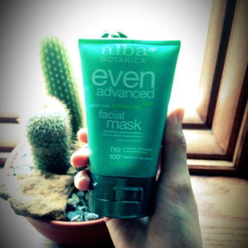 Photo of Alba Botanica Even Advanced™ Deep Sea Facial Mask uploaded by Kirby M.