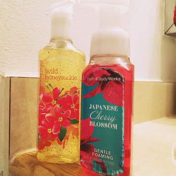 Photo of Bath & Body Works Bath and Body Works Antibacterial Gentle Foaming Hand Soap 8.75 Oz, 2 Pack (Wild Honeysuckle) uploaded by Kayla C.