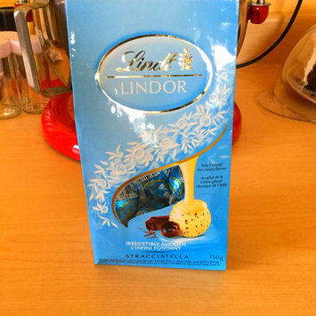 Photo of Lindt Lindor Stracciatella Chocolate uploaded by Alyssa S.