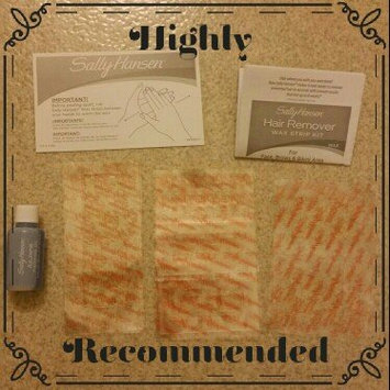 Photo of Sally Hansen® Hair Remover Wax Strip Kit for Face uploaded by Kinaisha E.