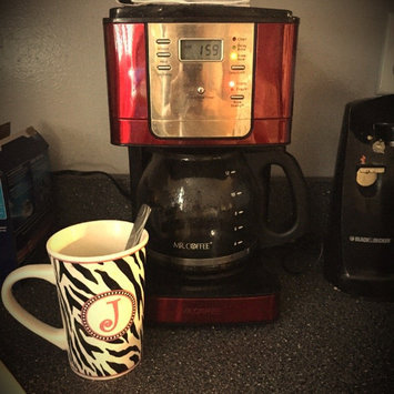 Photo of Mr. Coffee 12-Cup Programmable Coffee Maker uploaded by Alicia J.