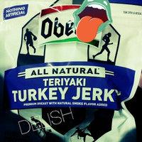 Oberto® All Natural Teriyaki Turkey Jerky uploaded by Carissa C.
