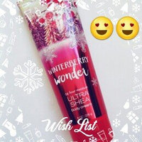 Bath & Body Works Winterberry Wonder Shower Gel uploaded by Illene R.