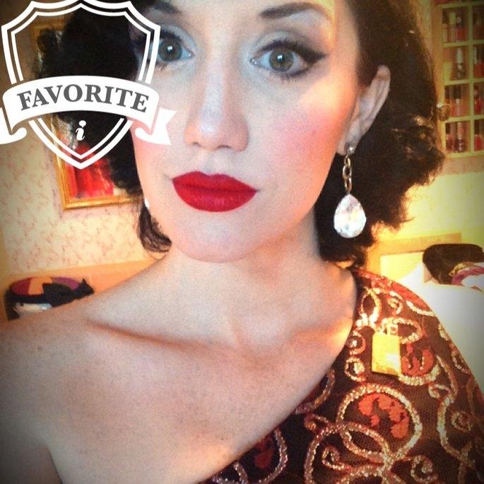 Besame Cosmetics Masterliner Pencil Cerise/ Red Velvet 0.01 oz uploaded by Allison E.