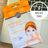 Miss Spa Energize Face Mask-1 mask Pack uploaded by Angela P.