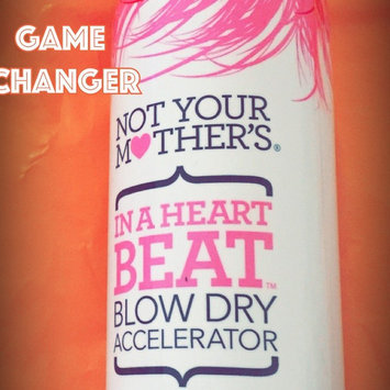 Photo of Not Your Mother's In A Heartbeat Blow Dry Accelerator Spray uploaded by Lindsey M.