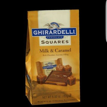 Ghirardelli Chocolate Squares Milk & Caramel uploaded by Chironda M.