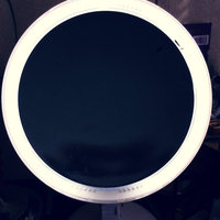 ToiletTree Products 7x Magnified Makeup Mirror with Cosmetic Organizer uploaded by Bridget A.