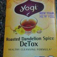 Yogi Tea Roasted Dandelion Spice DeTox, 16 ea uploaded by Jessica E.