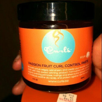 Photo of Curls Control Paste Passion Fruit 4 oz uploaded by Anyi Z.