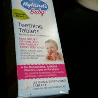 Hyland's Baby Teething Tablets uploaded by amber n.