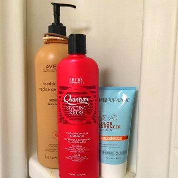 Photo of Zotos Quantum Shampoo Riveting Reds 10.2 oz uploaded by Holly M.