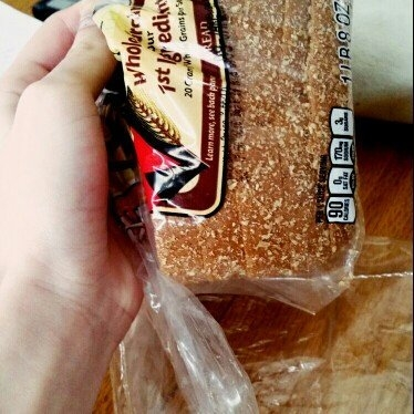 Stroehmann Dutch County 100% Whole Wheat Bread uploaded by Maria B.