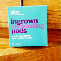 Bliss Ingrown Eliminating Pads 10 Pads uploaded by Yvette L.