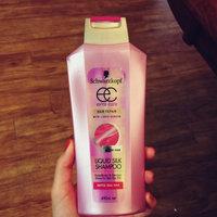 Schwarzkopf Gliss Kur Liquid Silk Shampoo 2x Shampoo + 1x Conditioner uploaded by Rachel f.