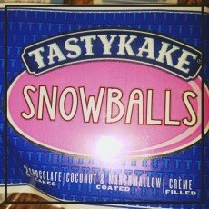 Tastykake® Snowballs Coconut & Marshmallow Covered Creme Filled Chocolate Cakes 2 ct Pack uploaded by Alicia D.