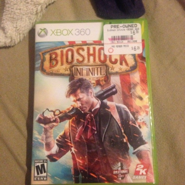 2K Games BioShock Infinite (Xbox 360) uploaded by Jennie R.
