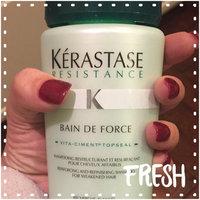 Kerastase Resistance Bain De Force Shampoo uploaded by Kelli C.