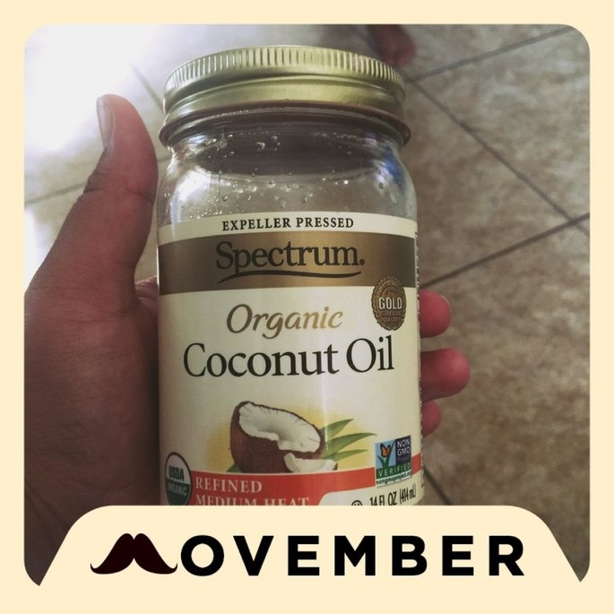 Spectrum Coconut Oil Organic uploaded by Angie Y.