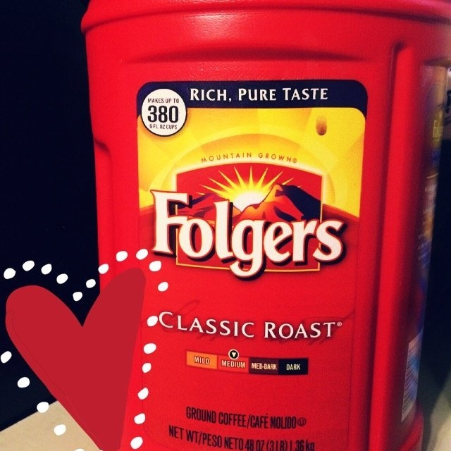 Folgers Coffee Classic Roast uploaded by Kelly J.