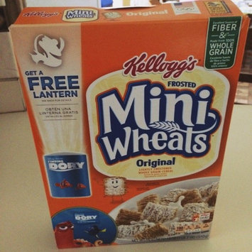 Photo of Frosted Mini-Wheats Cereal Original uploaded by Sally W.