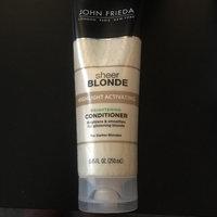 John Frieda® Sheer Blonde Highlight Activating Brightening Conditioner Darker Blondes uploaded by Kate G.