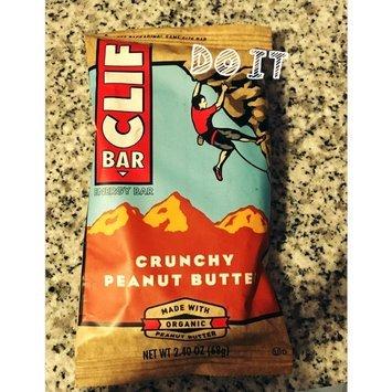 Clif Bar Crunchy Peanut Butter Bar uploaded by Caitlin V.