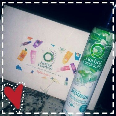 Herbal Essences Set Me Up Mousse uploaded by Alicia D.